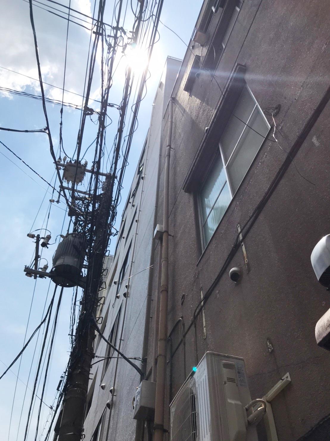 音羽の4階建てビル – 東京/文京区